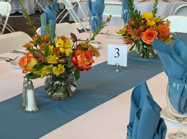 Floral Design Catering